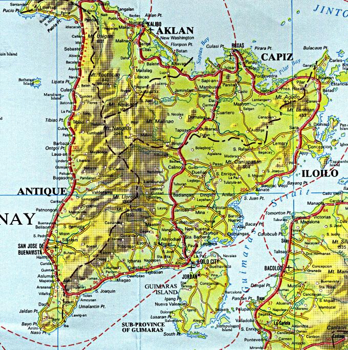 Kalliomaki Matkat Filippiinit 2000 Kartat